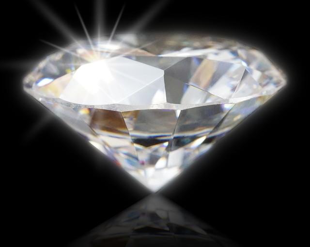 年齢にあったダイヤモンド